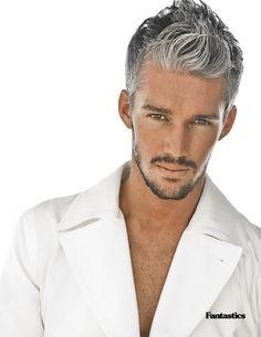 Στυλάτοι άνδρες με γκρι μαλλιά!!!