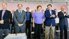 Folha Política: Dilma é recebida sob protestos no RS e imprensa é proibida de registrar