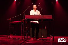 Chet Faker a Le Fabrique a Milano, un live da tutto esaurito.