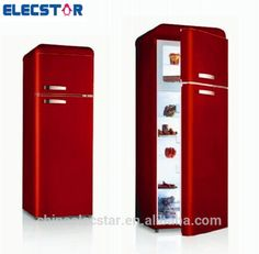 retro refrigerators | retro refrigerator, apartment size ...