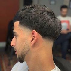 Temp Fade Haircut, Short Fade Haircut, Taper Fade Haircut, Tapered Haircut, Short Hair Cuts, Short Hair Styles, Stylish Mens Haircuts, Popular Mens Haircuts, Best Short Haircuts