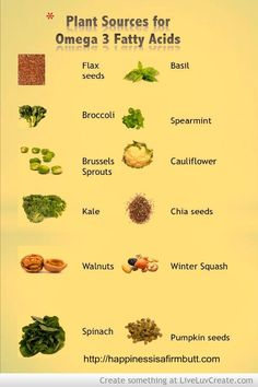 Vegan Nutrition, Health And Nutrition, Nutrition Guide, Omega Fettsäuren, Omega 3 Foods, Food Facts, Lower Cholesterol, Base Foods, Plant Based Diet