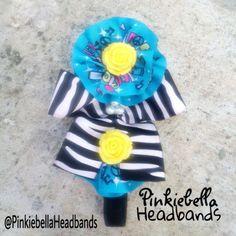 Code HB0013 Headband Instagram @pinkiebellaheadbands