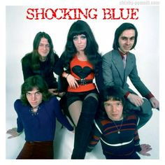 'Love Buzz': The psychedelic sounds of Dutch rock superstars Shocking Blue Sound Of Music, I Love Music, Pop Music, Music Is Life, Audio Music, Music Icon, Rock N Roll Music, Rock And Roll, Mariska Veres