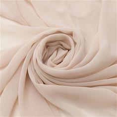 Musseline toque de seda nude - Maximus Tecidos | Loja Online