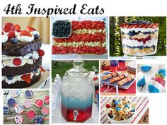 Sassy Sites!: Sweets for the Fourth!