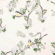 Emily Burningham Rowan Natural linen