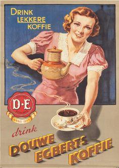 Drink lekkere koffie