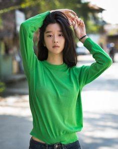 Korean Star, Korean Girl, Korean Beauty, Asian Beauty, Girl Hijab, Korean Actresses, Some Girls, Celebs, Celebrities