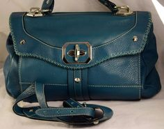 Or by ORYANY Leather Handbag, Shoulder bag #ORbyOryany #Satchel