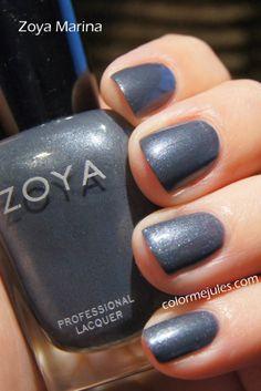 Zoya Marina - www.colormejules.com