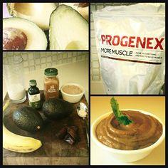 Progenex pudding - new recovery treat?