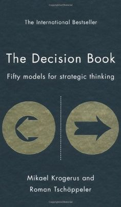 DECISION BOOK - FIFTY MODELS FOR STRATEGIC