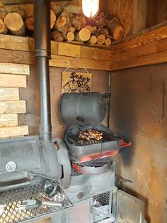 Gas Bottle Bbq, Home Appliances, Wood, Outdoor Decor, Home Decor, House Appliances, Woodwind Instrument, Kitchen Appliances, Timber Wood