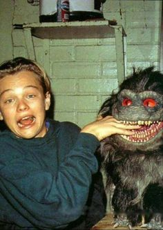 40 Awesome Behind The Scenes Photos From Horror Movies