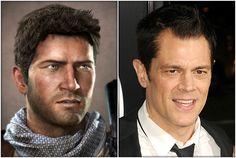 "Johnny Knoxville es Nathan Drake en ""Uncharted"""