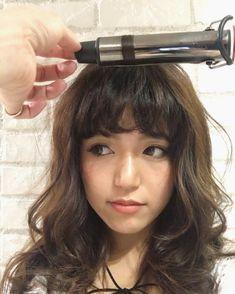 面長さんも小顔に見える♡コンプレックス解消アレンジ10選 - LOCARI(ロカリ)