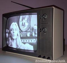 54 Best Vintage Tv Images Vintage Tv Vintage Television Old Tv