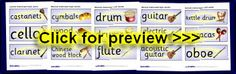 Primary Music Teaching Rsources and Printables - SparkleBox