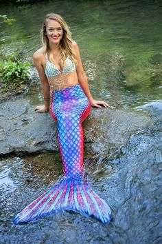 Welcome to Fin Fun, the world's leading maker of swimmable mermaid tails for kids and adults! Shop our mermaid tails for swimming, patented monofins, apparel & more now! Mermaid Tail Costume, Mermaid Swim Tail, Mermaid Tails For Kids, Mermaid Swimming, Mermaid Pose, Mermaid Fin, Mermaid Pictures, Cute Mermaid, Real Life Mermaids