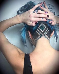WEBSTA @ blackmilkclothing - Business in the front  Party in the back @RebeccaTaylorHair #blackmilkclothing #blackmilk
