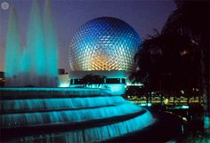 I live 45 minutes away from - Epcot center, Disney, Orlando, USA Disney Resorts, Disney Vacations, Disney Parks, Walt Disney World, Vacation Spots, Vacation Memories, Disney Travel, The Places Youll Go, Great Places