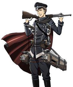 Jean That uniform... *.*