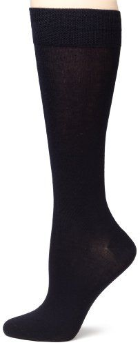 ECCO Women`s Solid Mercerized Cotton Sock $10.00 #bestseller