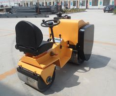5.FYL-880 Vibratory Road Roller Water-cooled Diesel Engine Rollers  http://www.chinacoalintl.com/ http://m.chinacoalintl.com/ Chinacoal10   FYL-880  vibratory road roller, vibratory road roller, road roller Features: 1.  Adopts  Fully Hydraulic Transmission: Hydraulic Steering and Hydraulic Turning, Mechanical Vibration;  2.  Adopts water-cooled diesel engine, good heat dissipation. vibratory roller  3.  2 ton Exciting force, good compaction.  soil compactor vibratory roller. vibratory…
