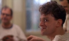 Brad Dourif as Billy Bibbit in One Flew over the Cuckoo's Nest