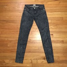 Hudson Nico midrise Super Skinny Jeans - size 26 Hudson Nico midrise Super Skinny Jeans - size 26. Waist - 15 inches. Rise - 9 inches. Inseam - 30 inches. Excellent used condition. Hudson Jeans Jeans Skinny