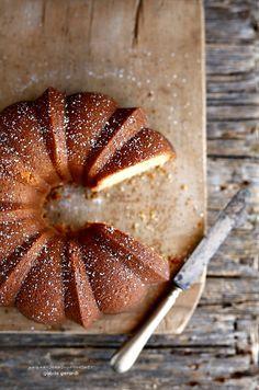 Torta soffice al latte di cocco e farina di farro - Cake with coconut milk