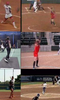 Drive Mechanics Training by JavaSource Softball Pitching, Fastpitch Softball, Softball Stuff, Sadie, Fishing, Training, Awesome, Girls, Sports