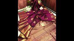 Silk Sarees, Elegant, Classy, Chic