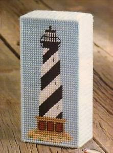 LIGHTHOUSE-DOORSTOP-PLASTIC-CANVAS-PATTERN-INSTRUCTIONS-ONLY-FROM-A-MAGAZINE