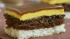 Kolač noc u Veneciji – Savrseni recepti Slovak Recipes, Czech Recipes, Torte Cake, Cake Bars, Baking Recipes, Cookie Recipes, Dessert Recipes, My Favorite Food, Favorite Recipes