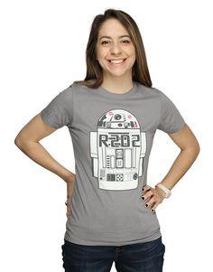 Exclusive R2-D2 Love Ladies' Tee
