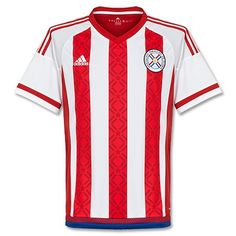 Camiseta de Paraguay Copa América 2015 Local  copaamerica2015 8 Year Olds 0f78386d9dc78