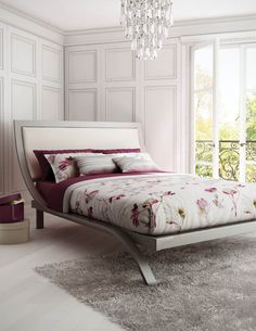 Your local furniture store tailored to your needs. Contemporary Living Room Furniture, Contemporary Bedroom, Fine Furniture, Furniture Design, Cleveland, Boudoir, Ideas Hogar, Metal Beds, High Quality Furniture