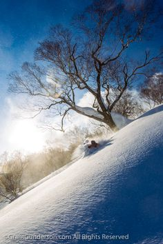 Myoko Akakura Ski Area, Niigata, Japan by Grant Gunderson #backcountry #offpiste #skiing #powder #travel
