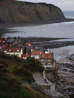 Robin Hoods Bay, North Yorkshire.: