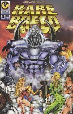 Search+Rare+Comic+Books | Rare Breed (1995) comic books