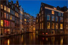 Sabine Wagner - Amsterdam - schwimmende Häuser