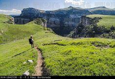 Stock Photo: Ordesa & Monte Perdido National Park, Huesca, Aragon, Spain Pyrenees.