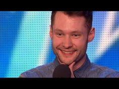 Calum Scott - Britain's Got Talent 2015 Audition week 1 - YouTube