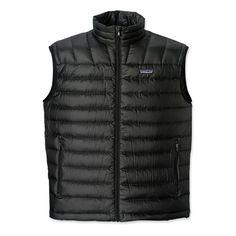 Patagonia Men's Down Sweater Vest  $150