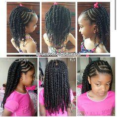 @curlygirl_amaya #browngirlshair #naturalhairkids #berrycurly…