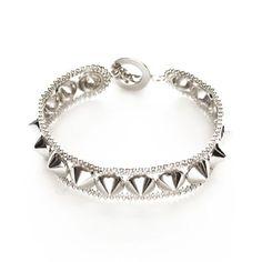 Discover Home, Art, Men's, Women's & Tech Accessories Fashion Bracelets, Bangle Bracelets, Fashion Jewelry, Bangles, Cute Jewelry, Metal Jewelry, Noir Jewelry, Jewellery, Style Scrapbook