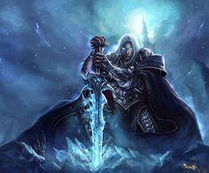 Frostmourne #Warcraft