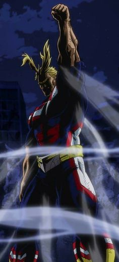 ALL MIGHT!!